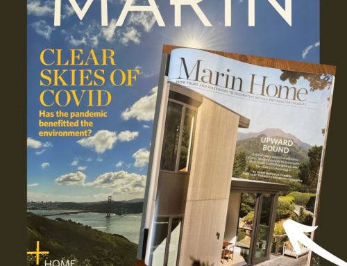 Featured: Corte Madera Remodel in Marin Magazine