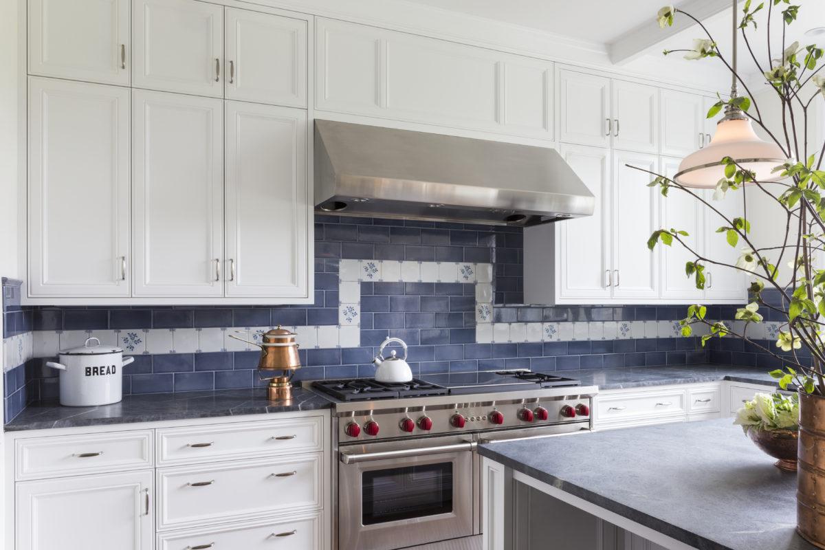 Sonoma Tile Kitchen Backsplash