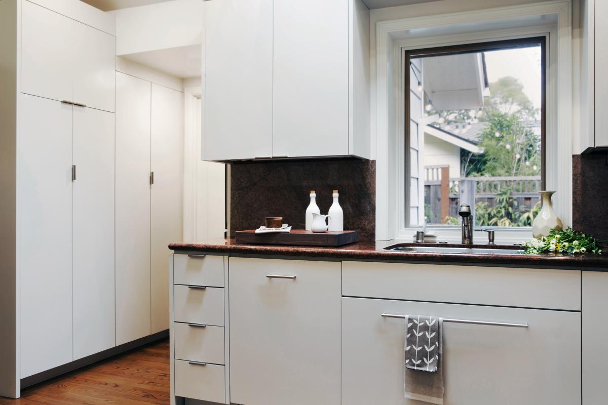 Woodside Kitchen Alden Miller Interiors