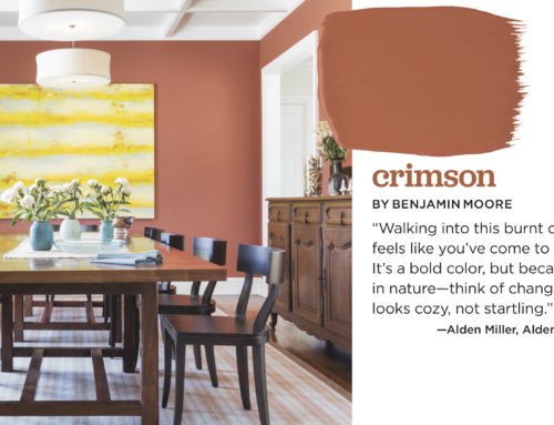"Featured: HGTV Magazine ""Wow! What Color Is That?"""
