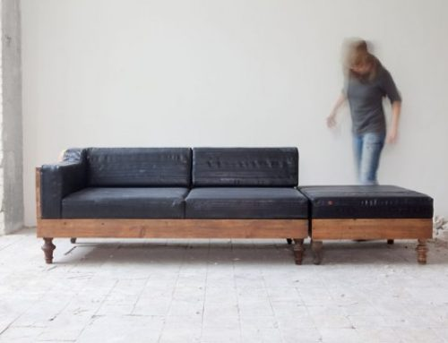 Seven Steps to Designing a Custom Sofa