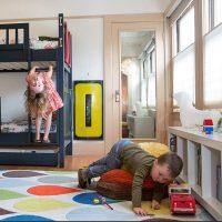 Alden Miller Interiors kids room