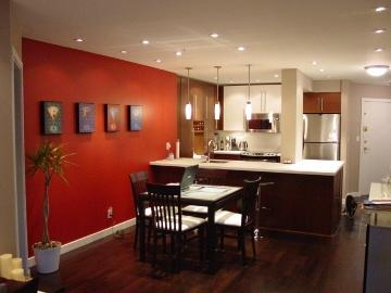 poorly lit room swiss cheese lighting - Dining Room Recessed Lighting